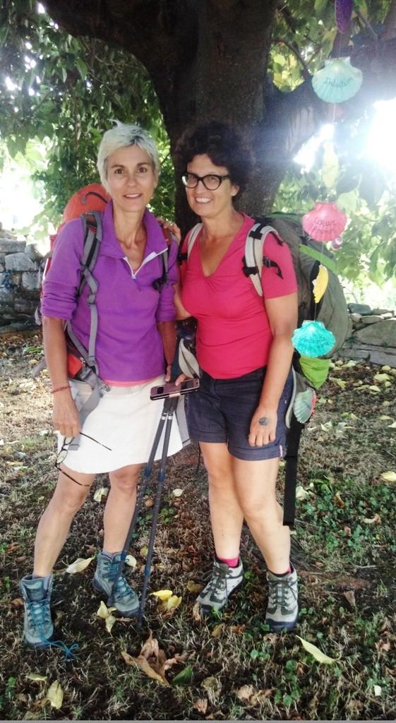 Céline et Patricia