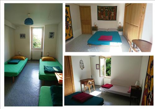 Les chambres 1